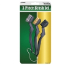 GF09038  3 Piece Brush Set