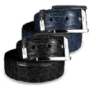 SFIDA Genuine Croc Collection Belt