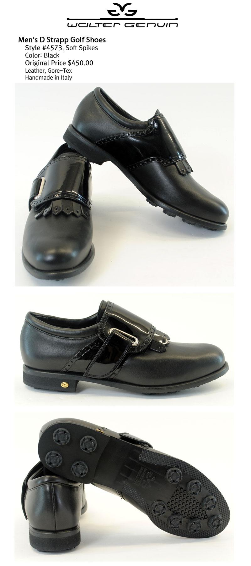Walter Genuin Mens Golf Shoes