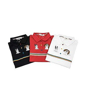 Women's LS Polo 701W6071