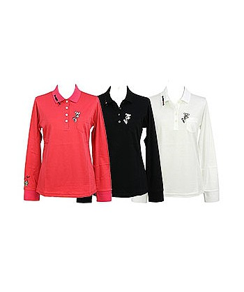 Women's SS Polo Shirts...