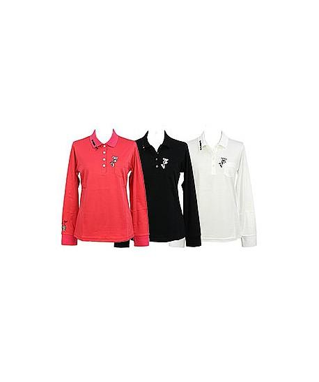 Women's SS Polo Shirts 701U6006