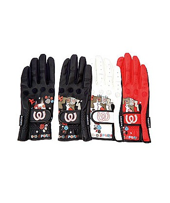 Women's Golf Gloves 703P1801