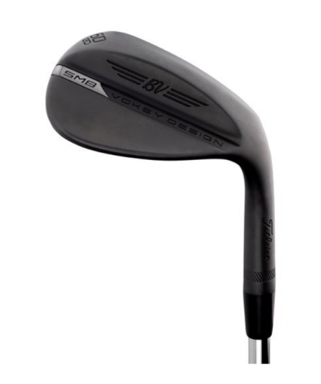Vokey Design SM8 Jet Black Wedge