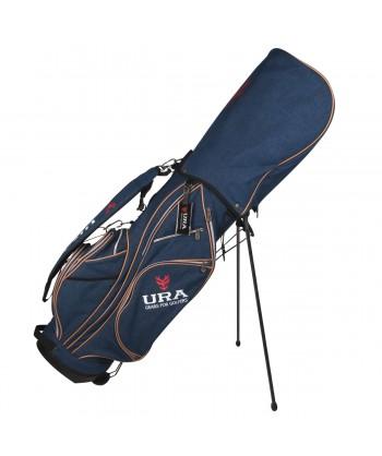 Denim Stand Bag
