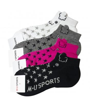 Women's Star Socks 701C1722