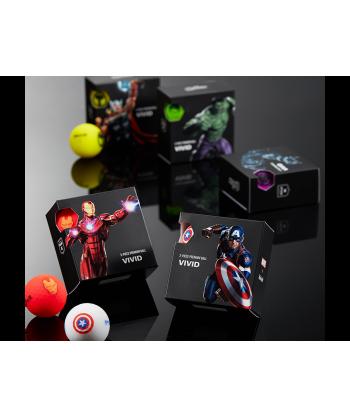 Marvel 4 Ball Pack