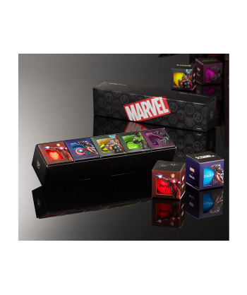 Marvel 5 Ball Pack
