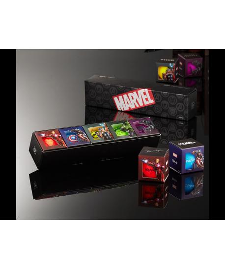 Marvel 5 Ball Pack