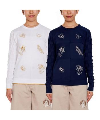 Women's Stretch Sweater...