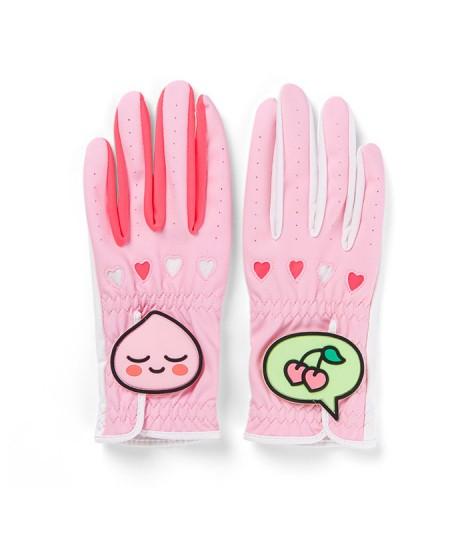 Apeach Let's Par Tee Lady Glove