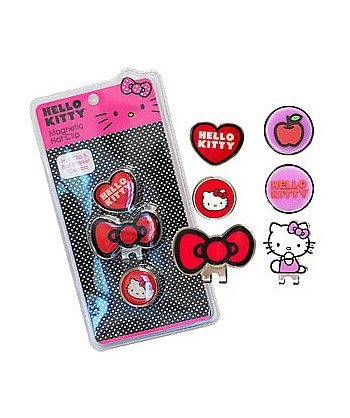 Hello Kitty Hat Clip and...