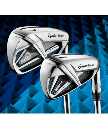 TaylorMade Golf Company announces SIM MAX and SIM MAX OS Irons